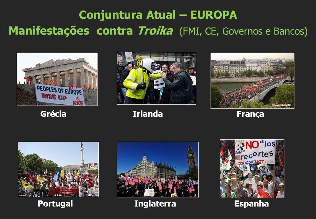 Conjuntura Atual – EUROPA