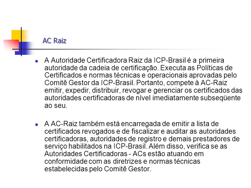 AC Raiz