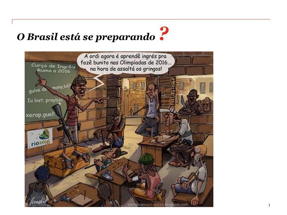 O Brasil está se preparando