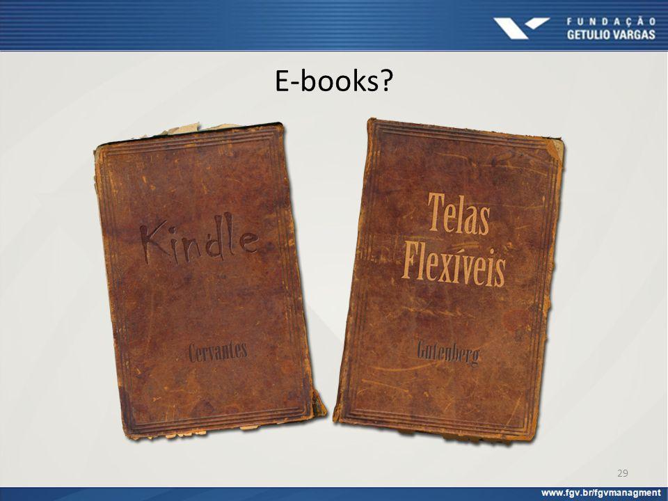 E-books Comércio Eletrônico
