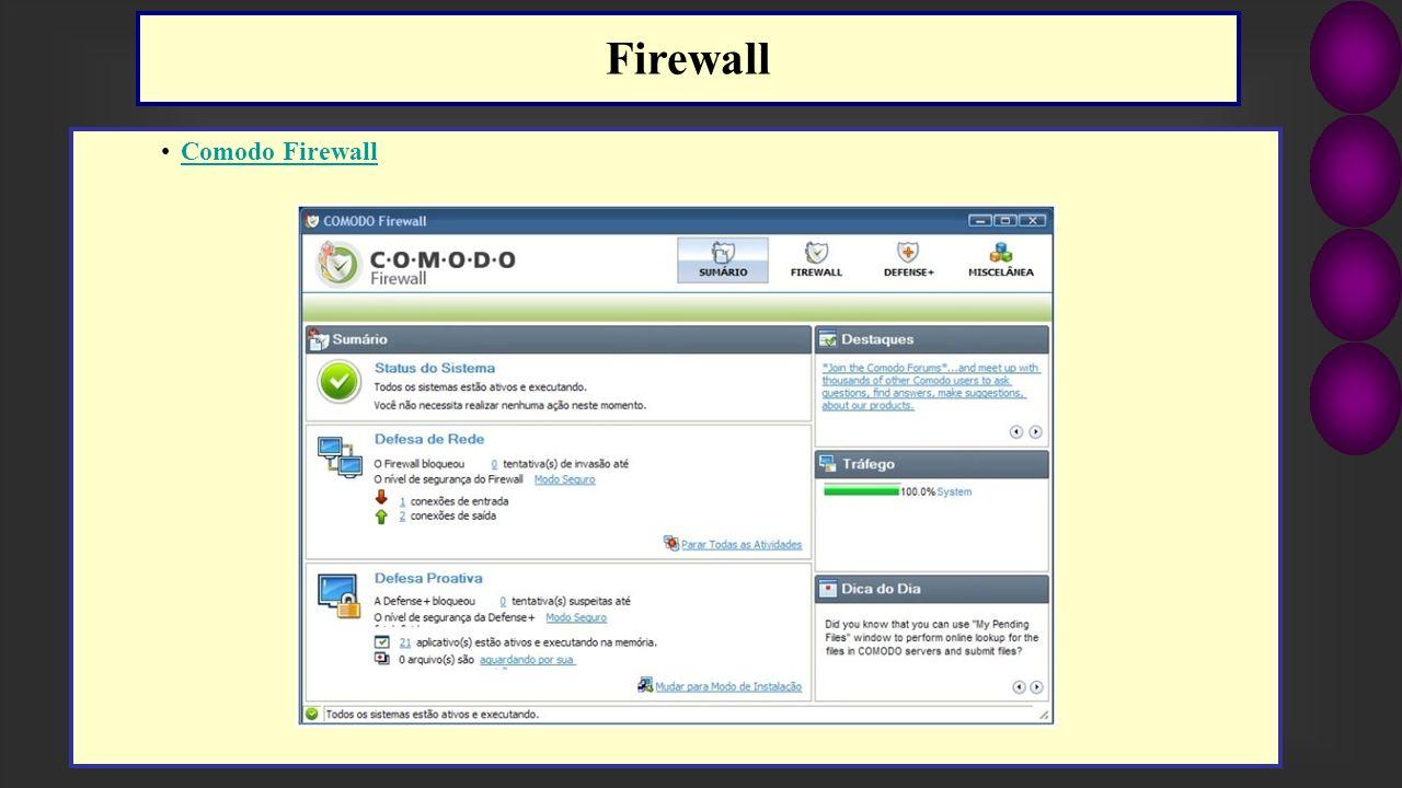 Firewall Comodo Firewall