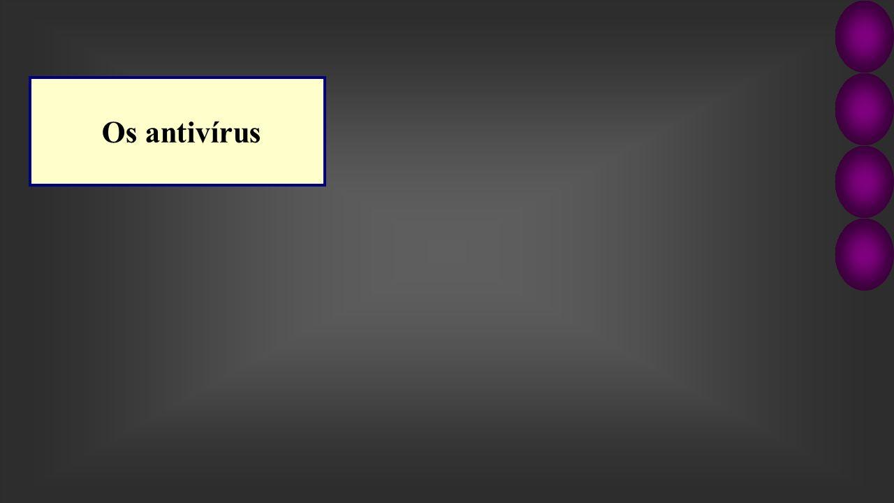 Os antivírus