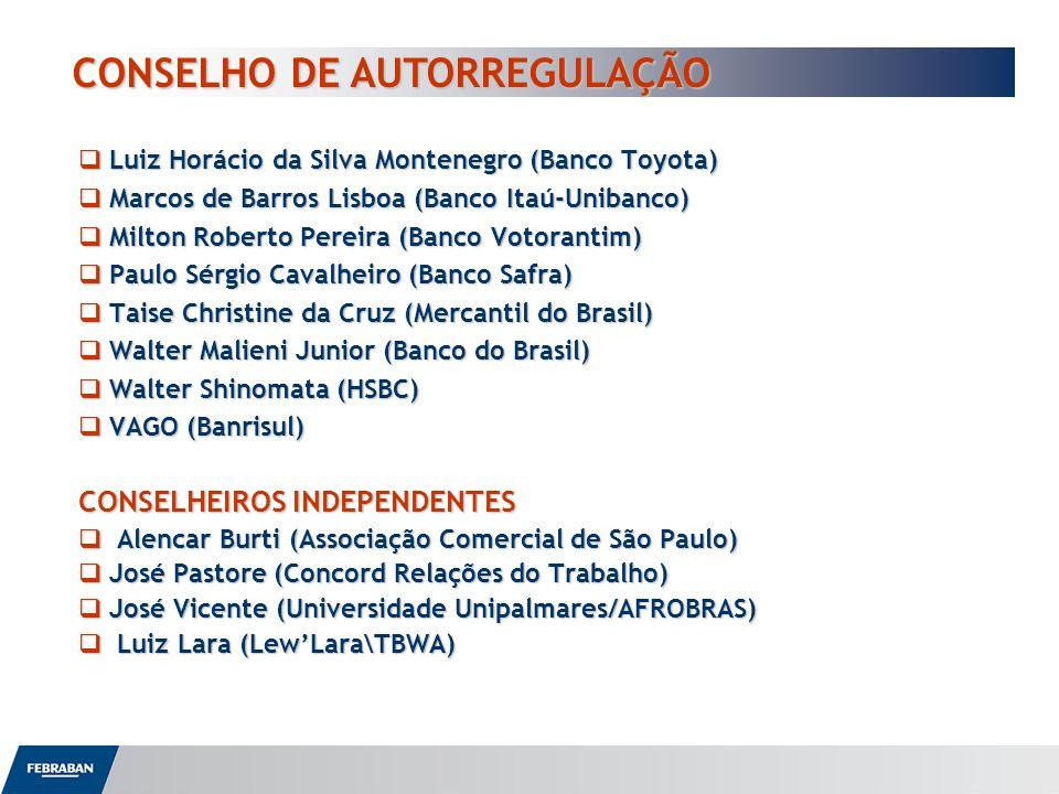 CONSELHO DE AUTORREGULAÇÃO