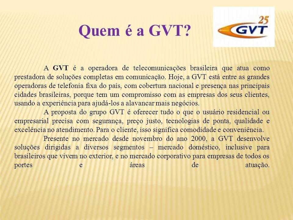 Quem é a GVT