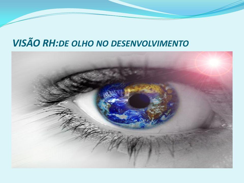 VISÃO RH:DE OLHO NO DESENVOLVIMENTO