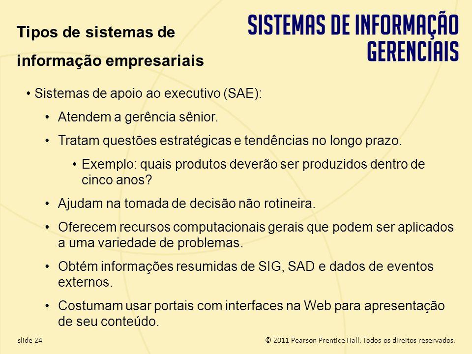 informação empresariais