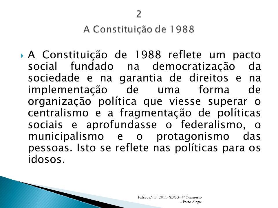 2 A Constituição de 1988