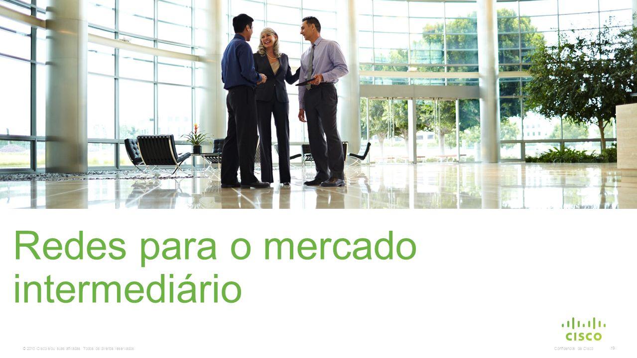 Redes para o mercado intermediário