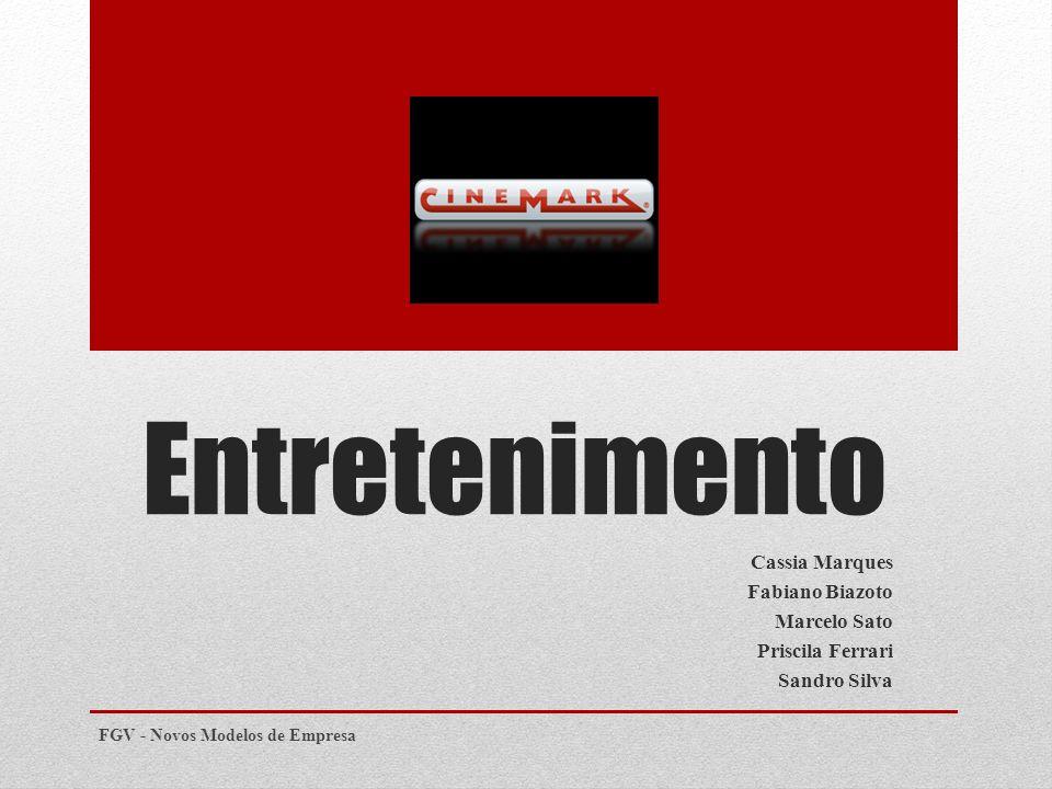 Entretenimento Cassia Marques Fabiano Biazoto Marcelo Sato