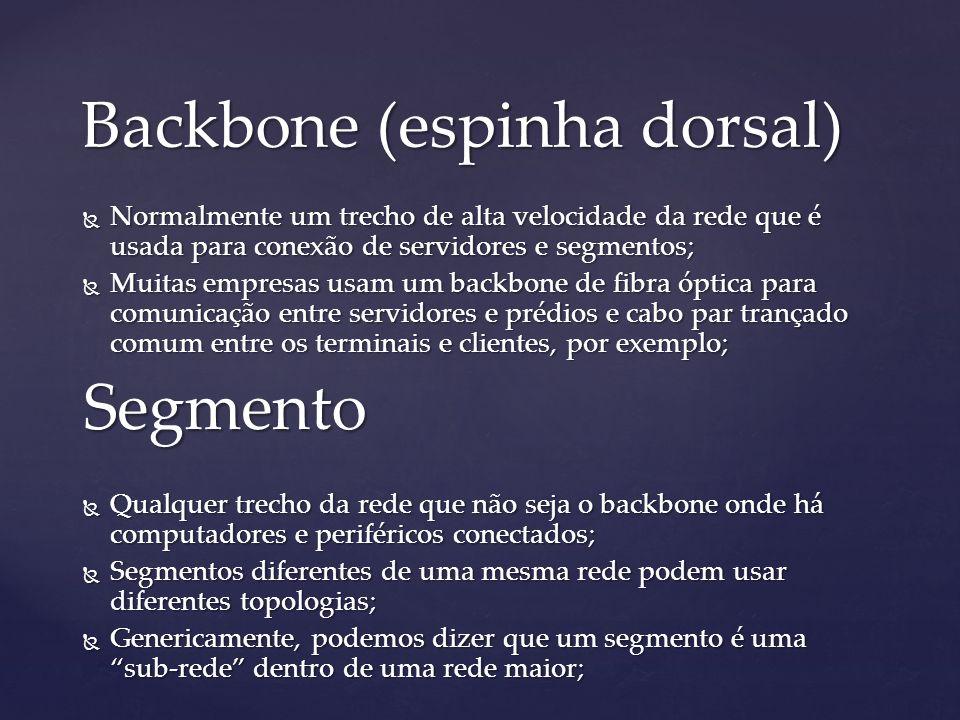 Backbone (espinha dorsal)