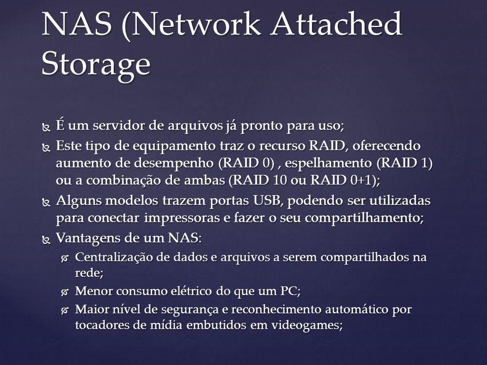 NAS (Network Attached Storage