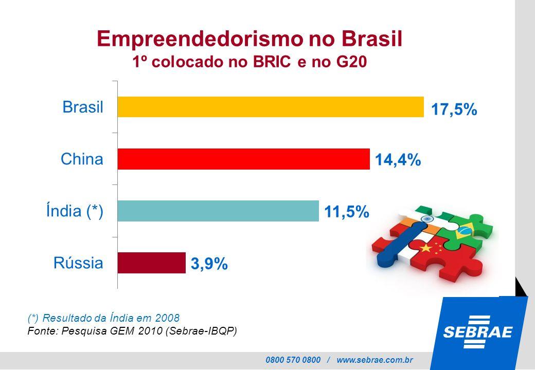 Empreendedorismo no Brasil