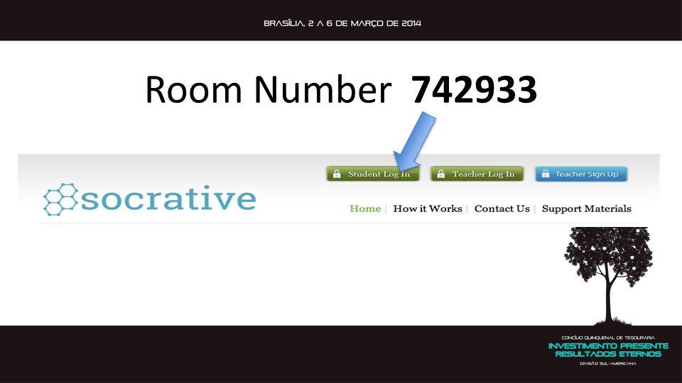 Room Number 742933