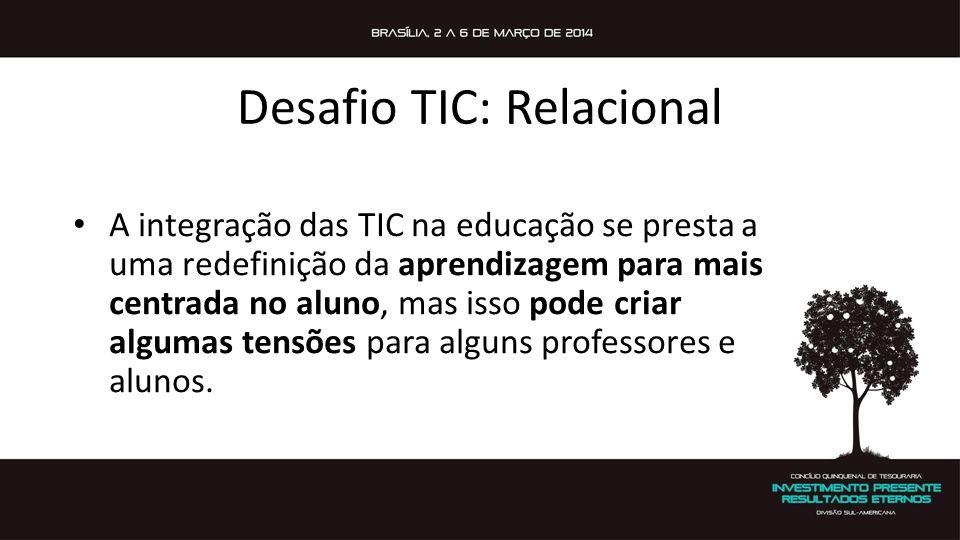 Desafio TIC: Relacional