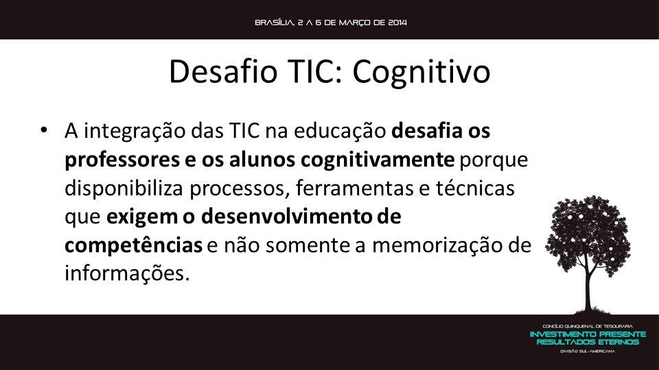 Desafio TIC: Cognitivo