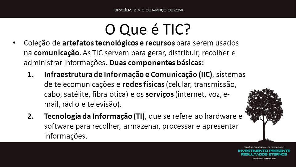 O Que é TIC