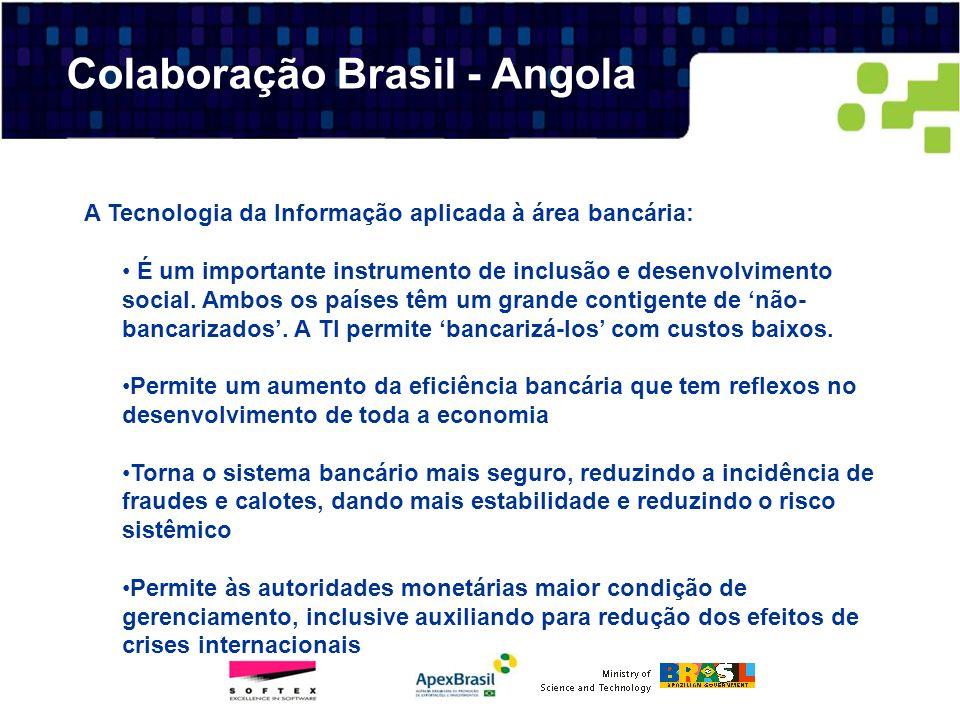 Colaboração Brasil - Angola