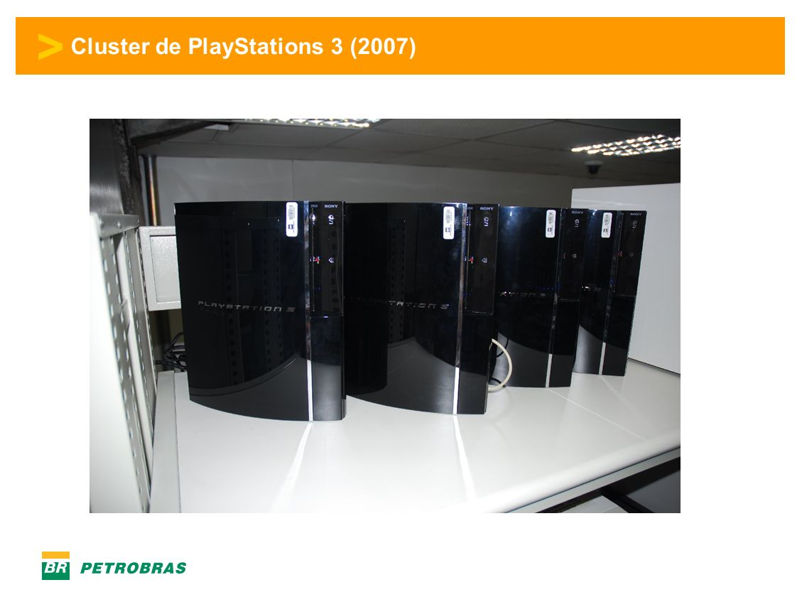 Cluster de PlayStations 3 (2007)
