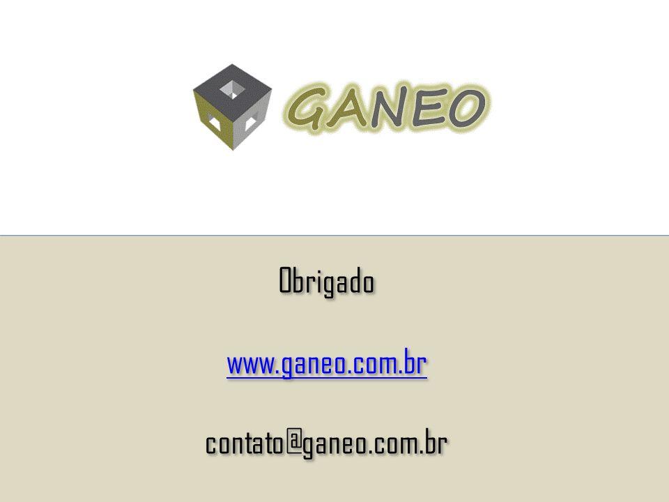 Obrigado www.ganeo.com.br contato@ganeo.com.br