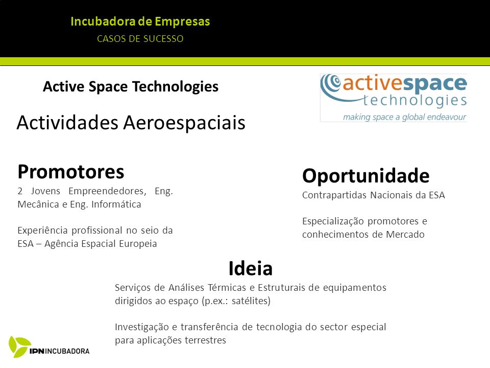 Active Space Technologies