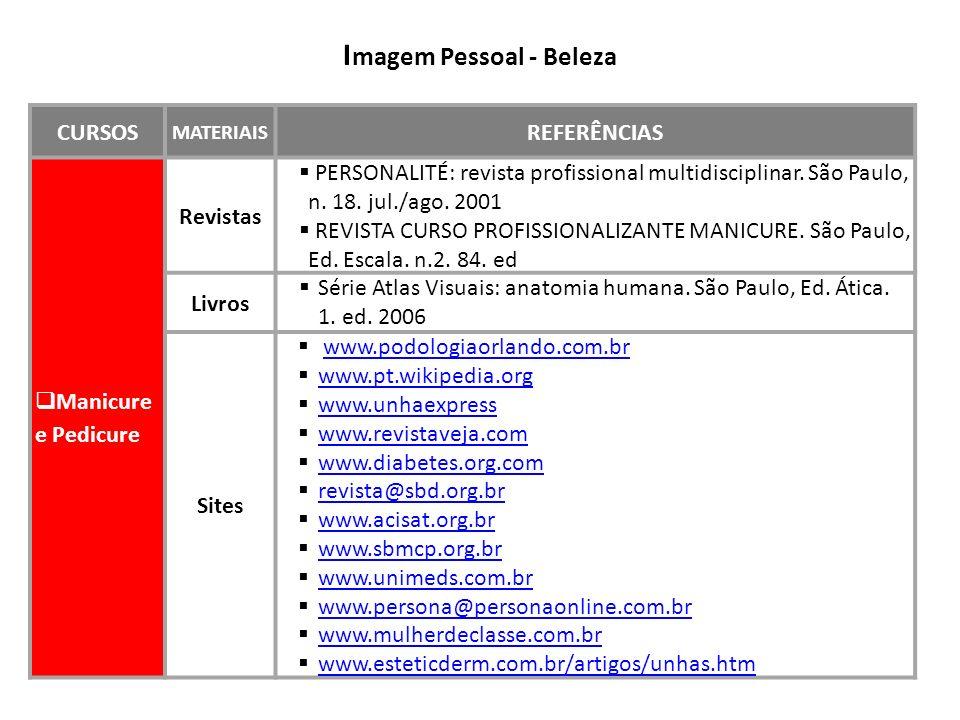 Imagem Pessoal - Beleza
