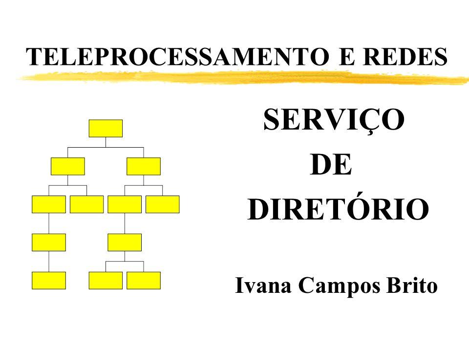 TELEPROCESSAMENTO E REDES