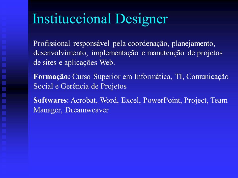Instituccional Designer