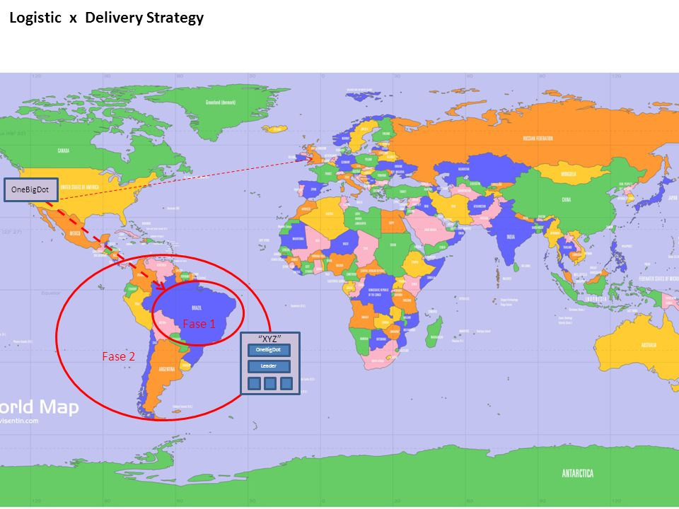 Logistic x Delivery Strategy