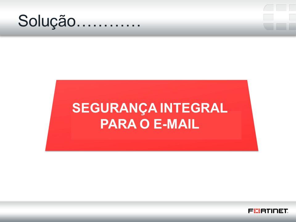 SEGURANÇA INTEGRAL PARA O E-MAIL