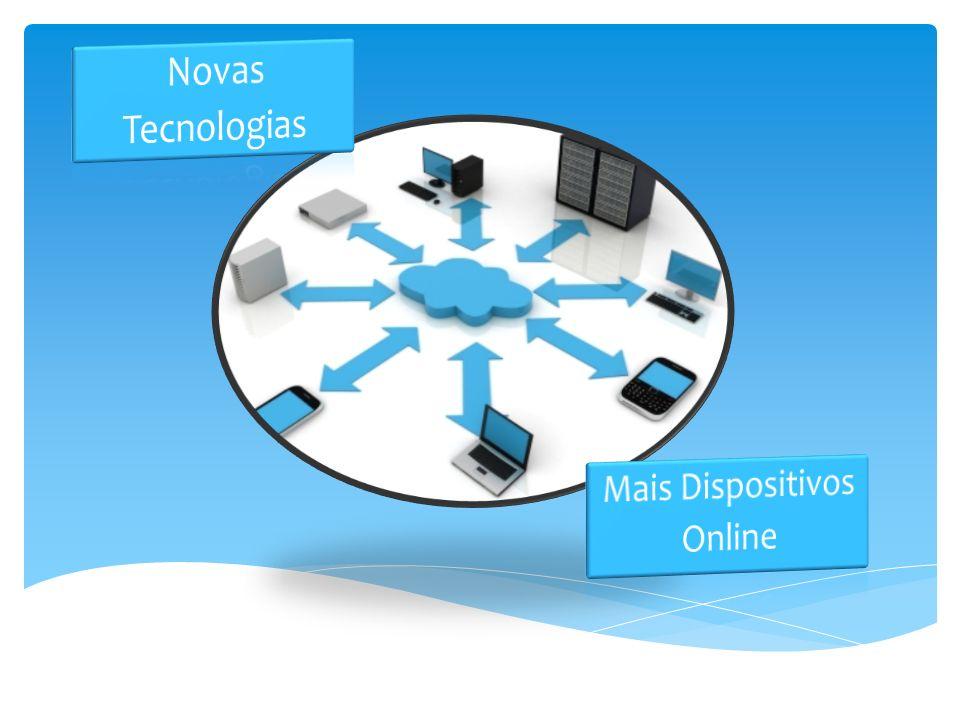 Novas Tecnologias Mais Dispositivos Online