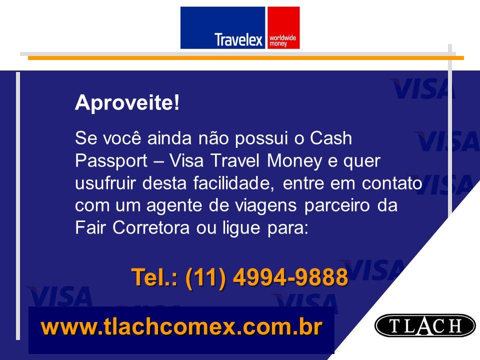 Tel.: (11) 4994-9888 www.tlachcomex.com.br
