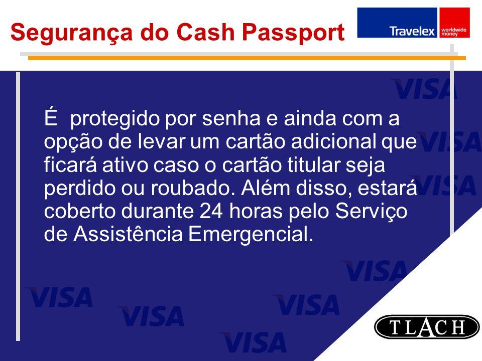 Segurança do Cash Passport