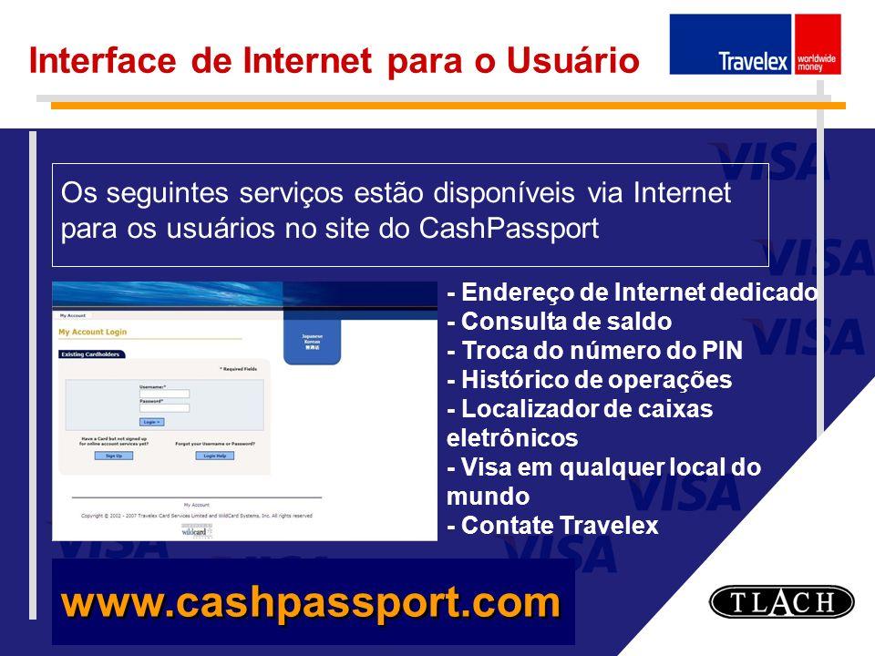 Interface de Internet para o Usuário