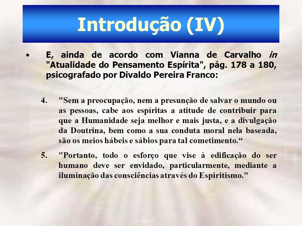 Introdução (IV)