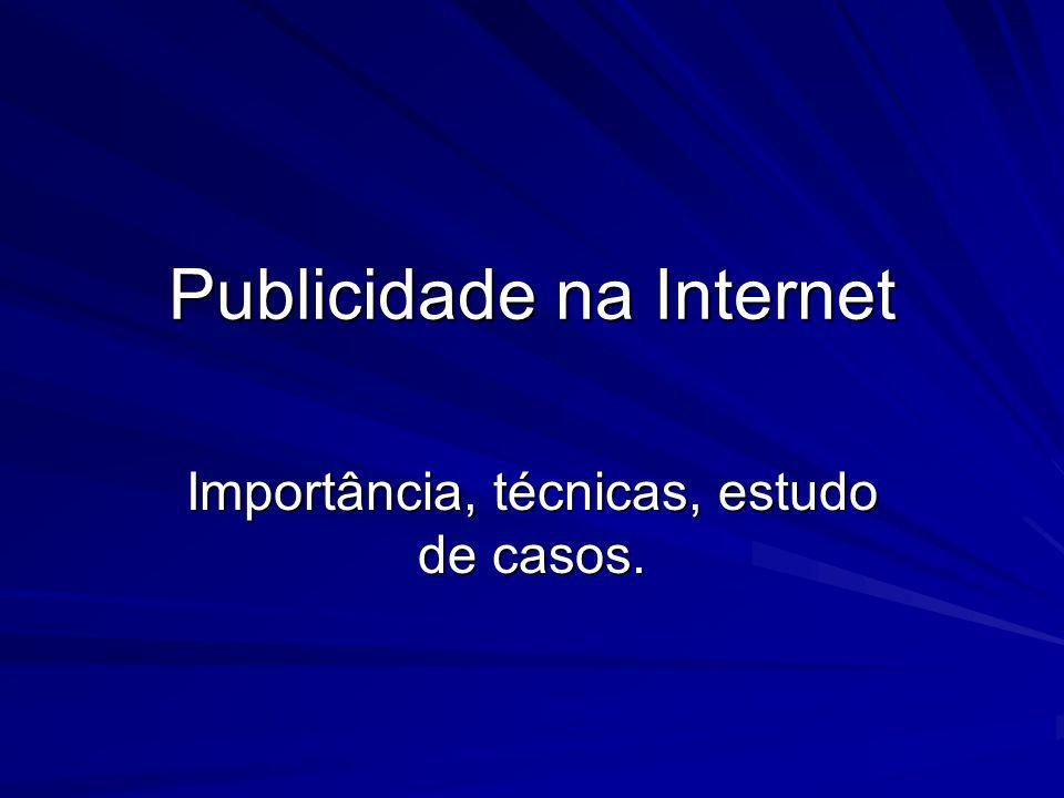 Publicidade na Internet