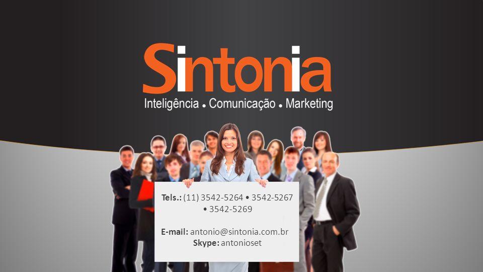 E-mail: antonio@sintonia.com.br