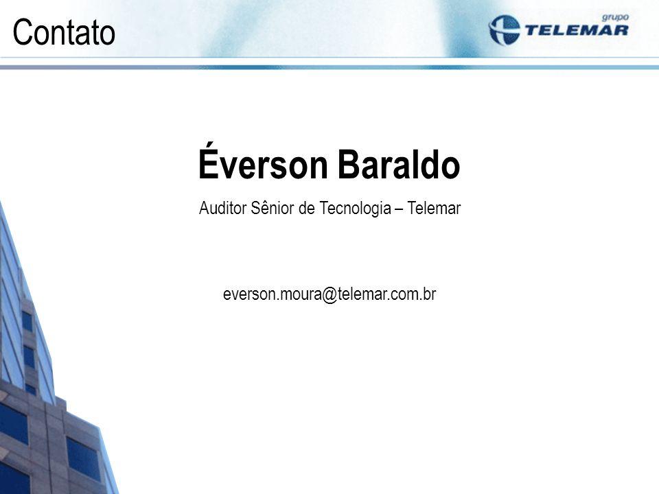 Auditor Sênior de Tecnologia – Telemar