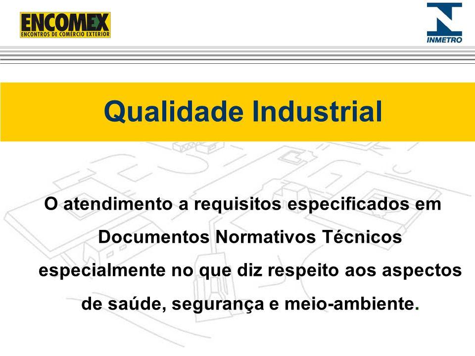 Qualidade Industrial