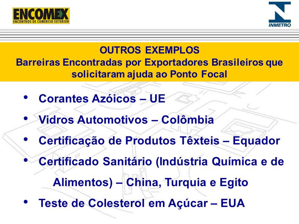 Vidros Automotivos – Colômbia