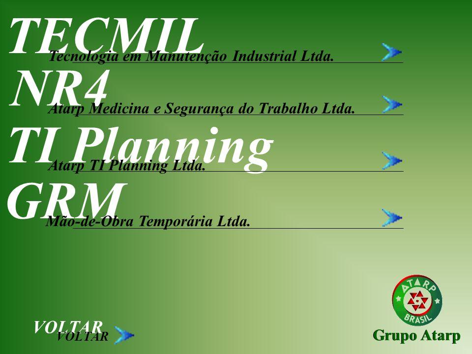 TECMIL NR4 TI Planning GRM VOLTAR