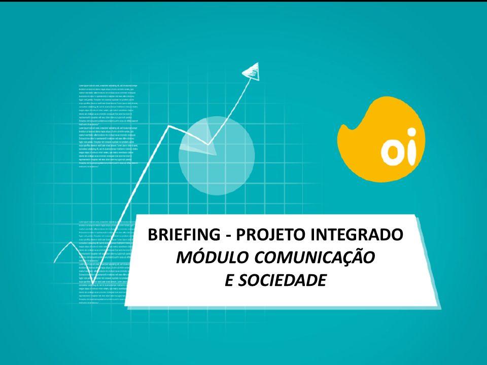 BRIEFING - PROJETO INTEGRADO