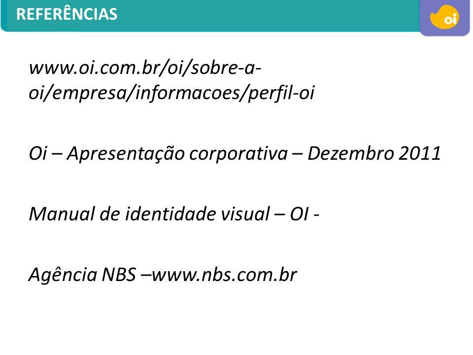 Oi – Apresentação corporativa – Dezembro 2011