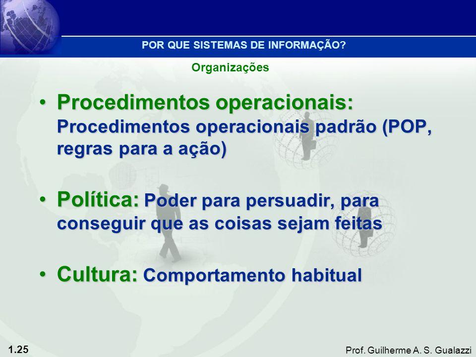 Cultura: Comportamento habitual