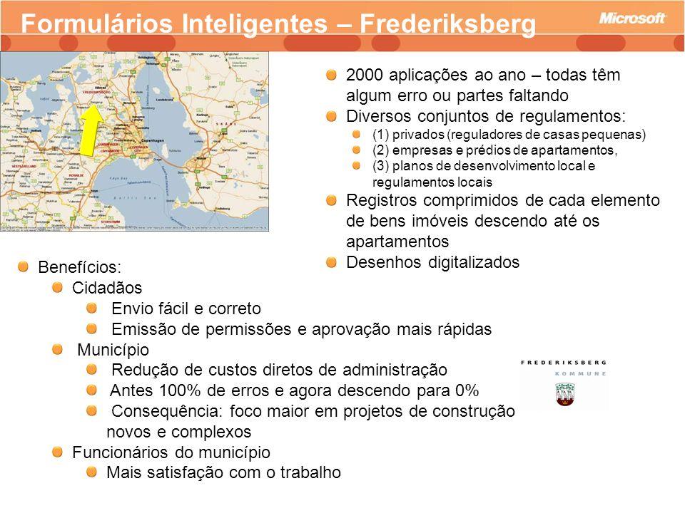 Formulários Inteligentes – Frederiksberg