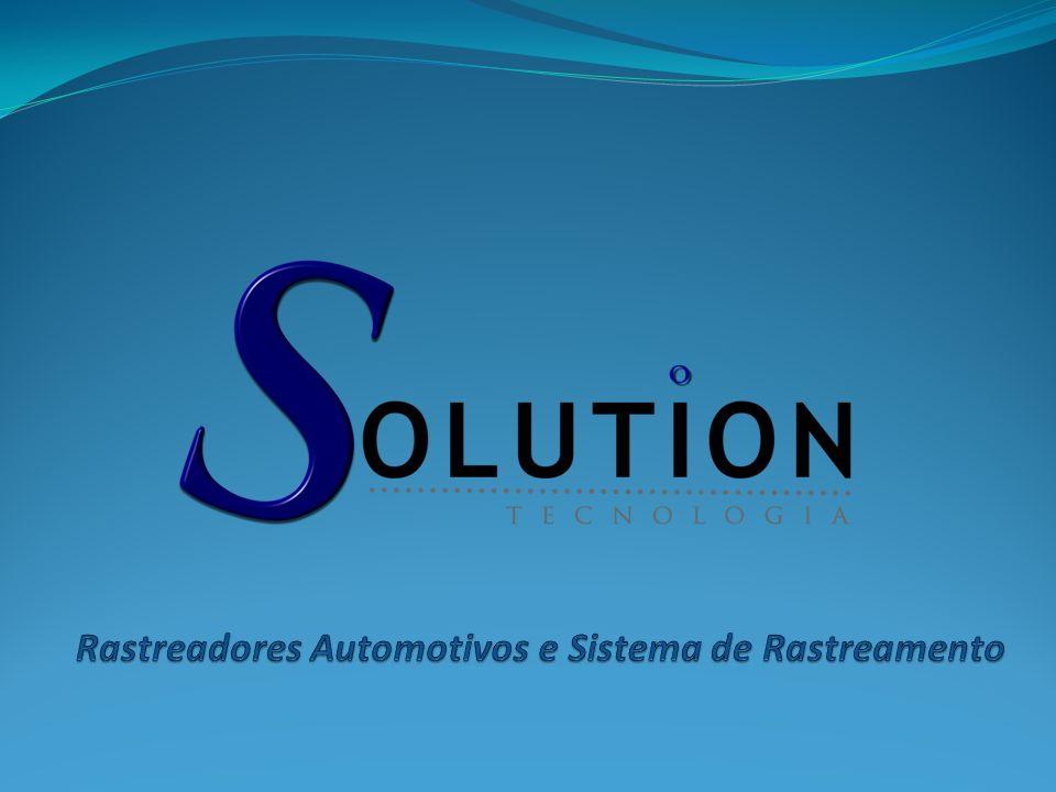 Rastreadores Automotivos e Sistema de Rastreamento
