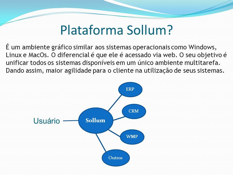 Plataforma Sollum Usuário