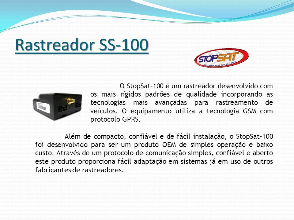 Rastreador SS-100