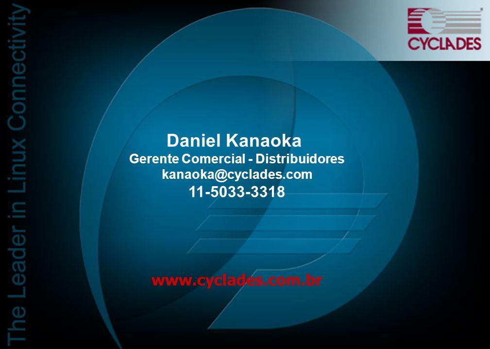 Gerente Comercial - Distribuidores