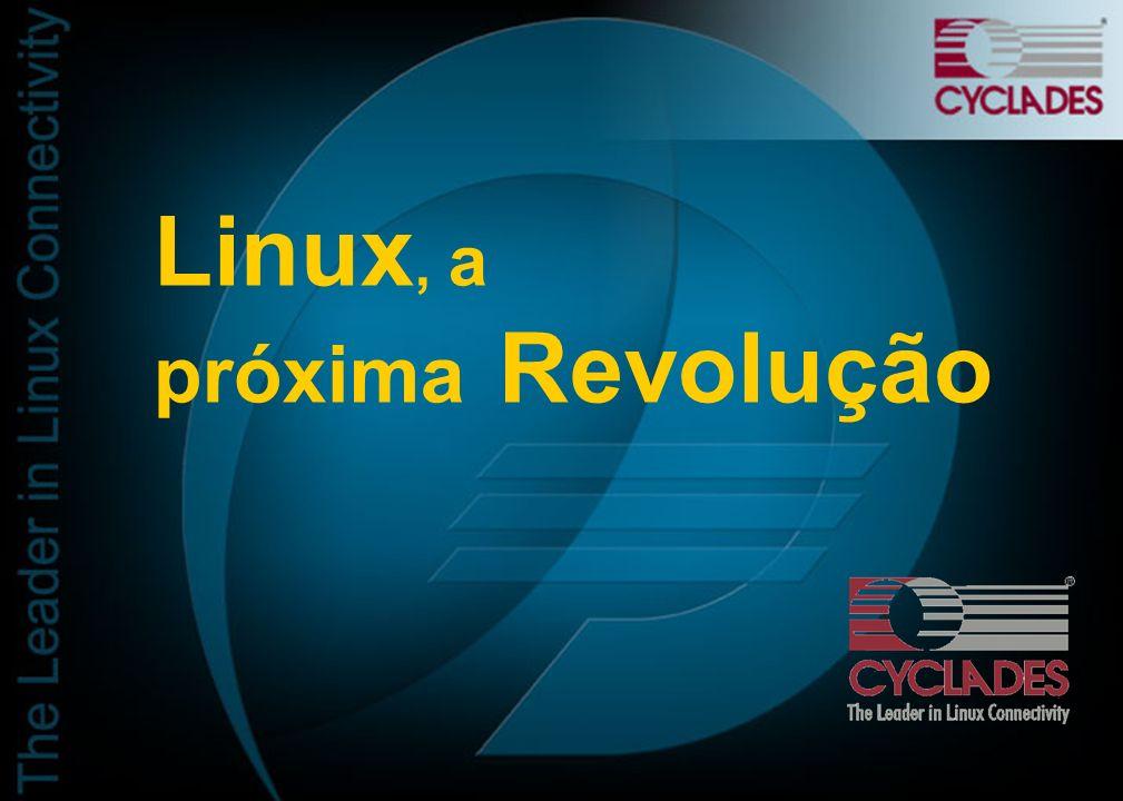 Linux, a próxima Revolução