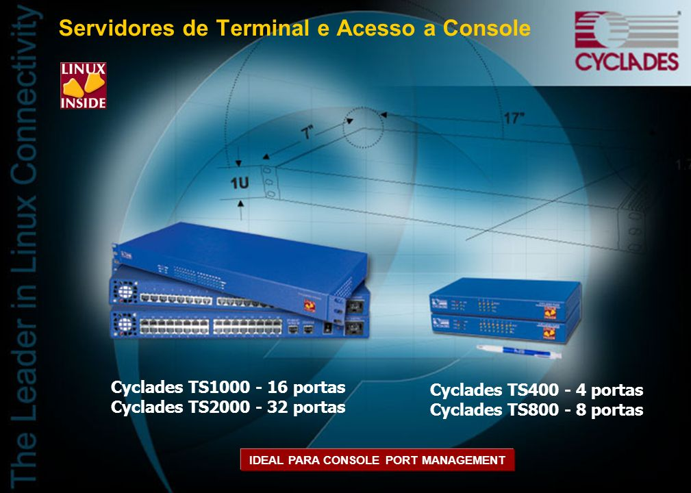 Servidores de Terminal e Acesso a Console